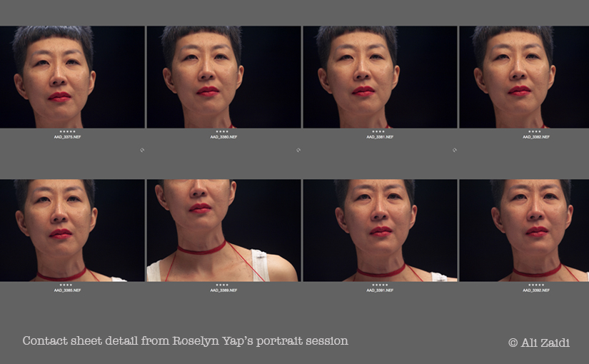 1001 UnMasked ~ hyper-real portraits of gender